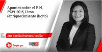 Ana Hurtado Opina En Legis  27.12.17