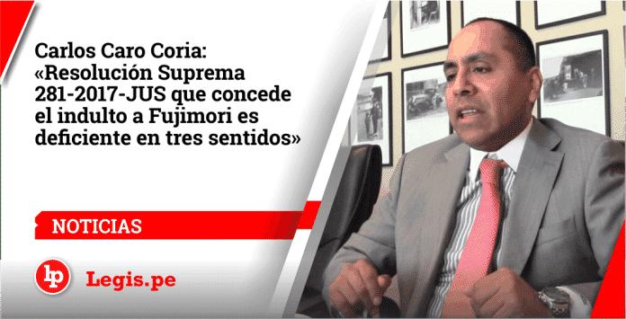 Legis Cita Las Opiniones De Carlos Caro 25.12.17