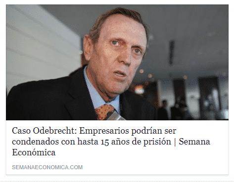 Entrevista A Carlos Caro En Semana Económica (1.12.17)