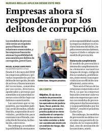 Carlos Caro Opina En Gestión 4-01-18