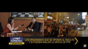 Entrevista A Carlos Caro En El Programa Primer Plano 29-12-17