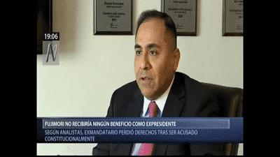 Entrevista A Carlos Caro En Canal N 05-01-18