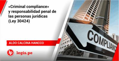 Carlos Caro Es Citado Por El Abogado Aldo Calcina Hancco, En Un Artículo De Opinión Publicado En Legis 01-01-18