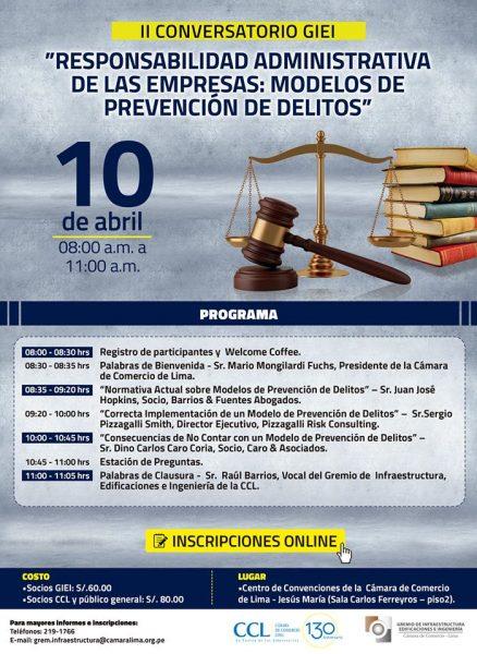 """""""Consecuencias De No Contar Con Un Modelo De Prevención De Delitos"""""""
