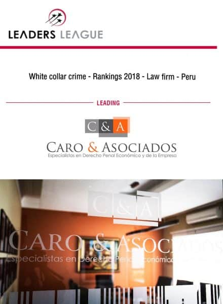 Caro & Asociados Ranking De Leaders League