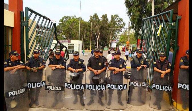 ¿Por Qué Protestan Los Estudiantes Que Tomaron La Universidad Nacional Mayor De San Marcos?