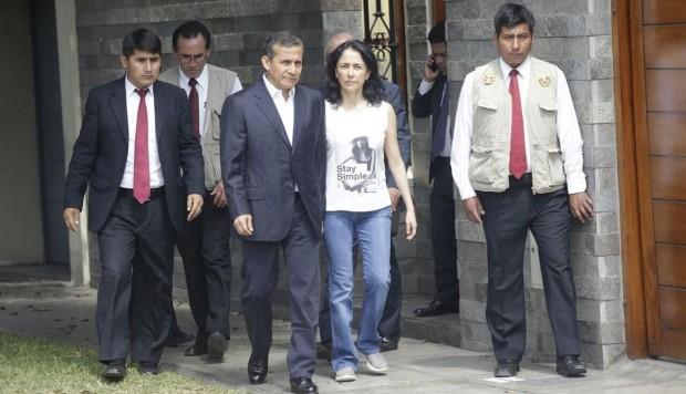 Ollanta Humala: Preguntas Y Respuestas Sobre La Incautación De Su Casa