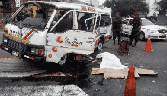 La Cadena De Impunidad En Los Accidentes De Tránsito