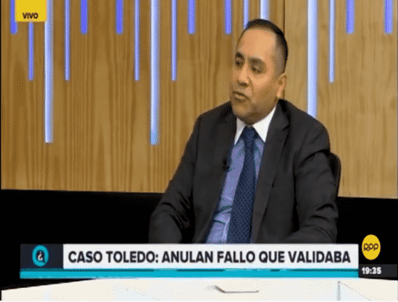 Carlos Caro RPP Toledo
