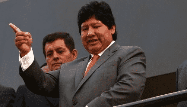 EDWIN OVIEDO: PODER JUDICIAL SUSPENDE PEDIDO DE PRISIÓN PREVENTIVA