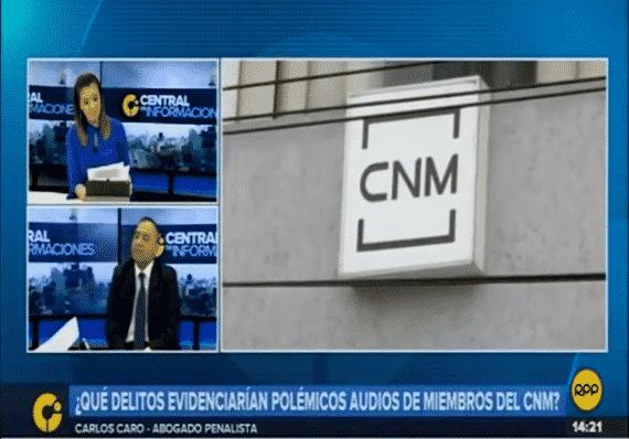 Audios De CNM