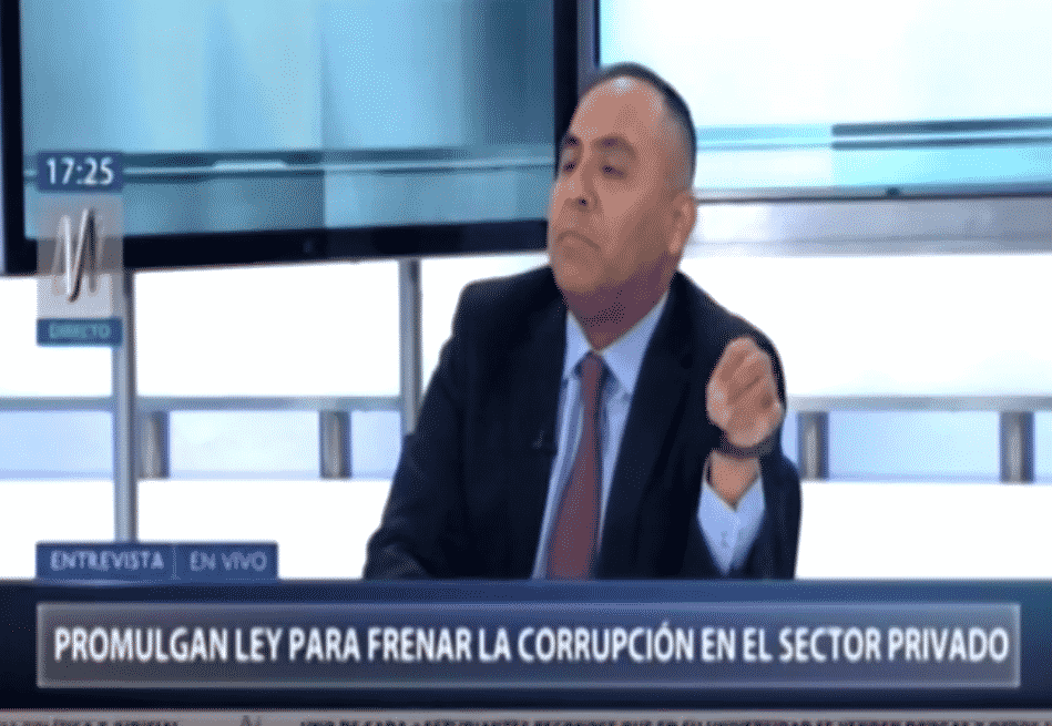 Carlos Caro En Canal N Sobre El D. Leg. N°1385 – Corrupción Empresarial