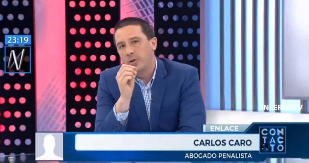 Entrevista ACarlos Caroen Contacto N DeCanal N(17.10.18)