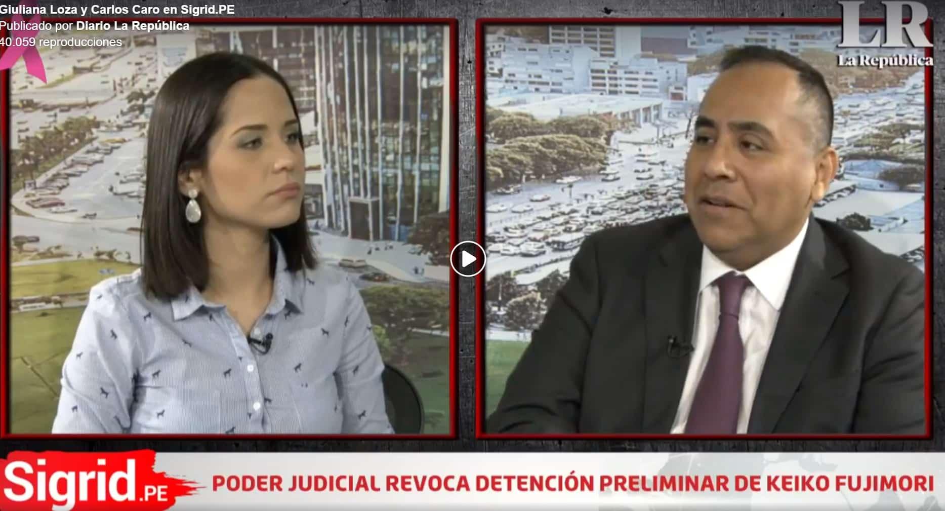 Entrevista ACarlos Caroen SigridPe DeDiario La República