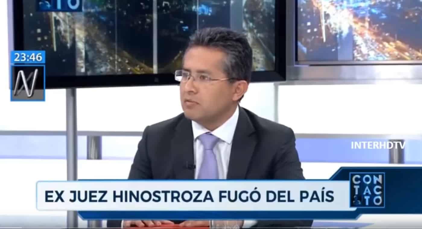 Entrevista AAndy Carriónen 'Contacto N' DeCanal N(19.10.18)