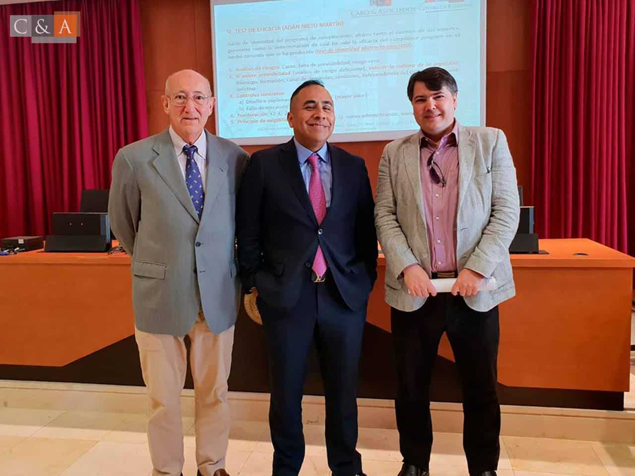 """Conferencia: """"La Imputación Objetiva Y Responsabilidad Penal De La Persona Jurídica"""""""