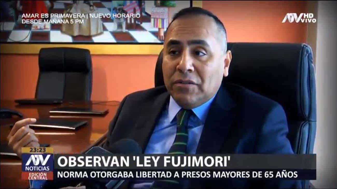 Entrevista ACarlos Caro, En Edición Central DeATV+ Noticias(22.10.18)