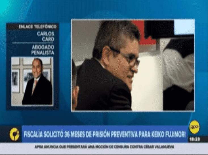 Entrevista ACarlos Caroen Central De Informaciones DeRPP NoticiasTV (19.10.18)