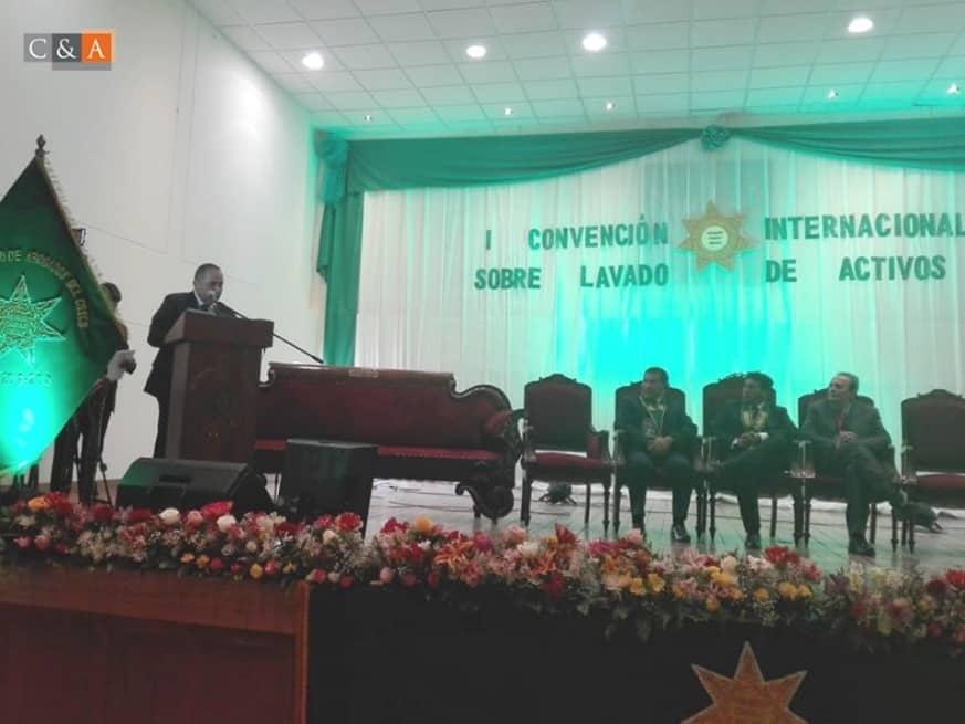 I Convención Internacional De Delitos De Corrupción Y Lavado De Activos Por Los 125 Años Del Ilustre Colegio De Abogados Del Cusco.