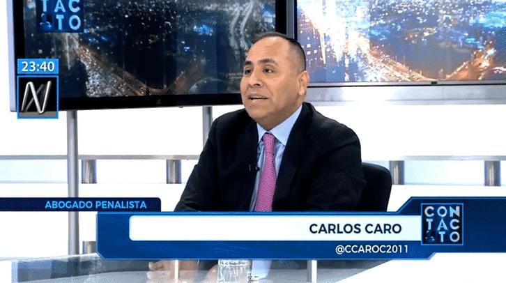 Entrevista ACarlos Caro Coriaen Contacto DeCanal N(14.11.18)