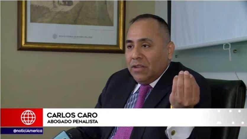 Entrevista ACarlos Caro CoriaenAmérica Noticias(15.11.18)