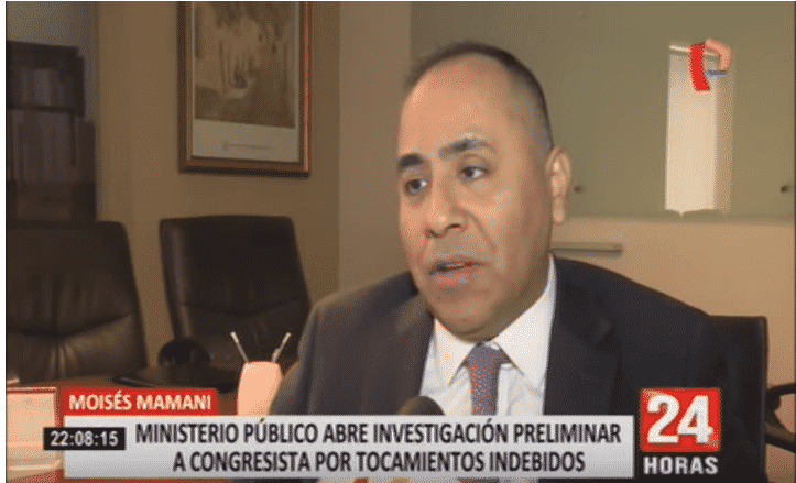 Entrevista ACarlos Caro Coria, Para Panamericana Televisión (16.11.18)