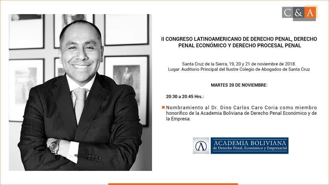 II Congreso Latinoamericano De Derecho Penal, Derecho Penal Económico Y Procesal Penal.