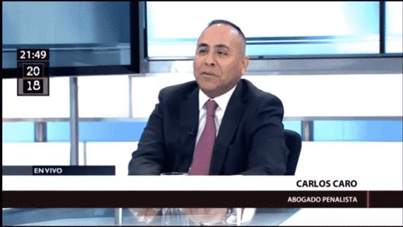 Entrevista ACarlos Caro Coriaen '2018' EnCanal N(21.11.18)