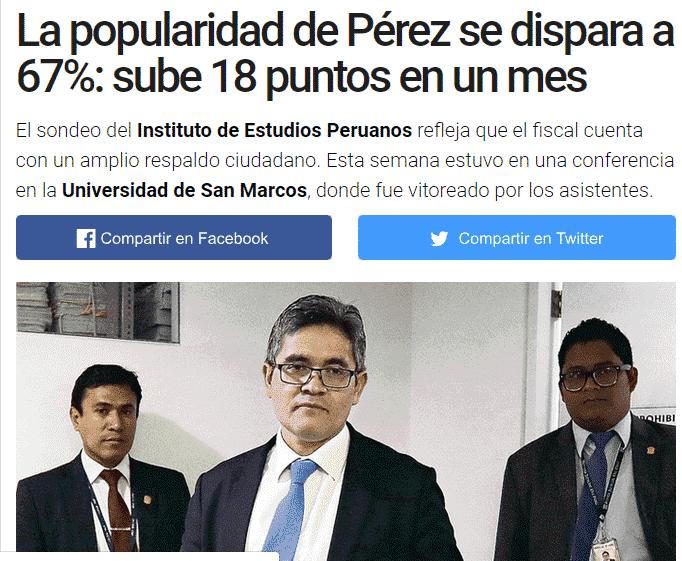 Carlos Caro Coriacomenta En ElDiario La República(25.11.18)