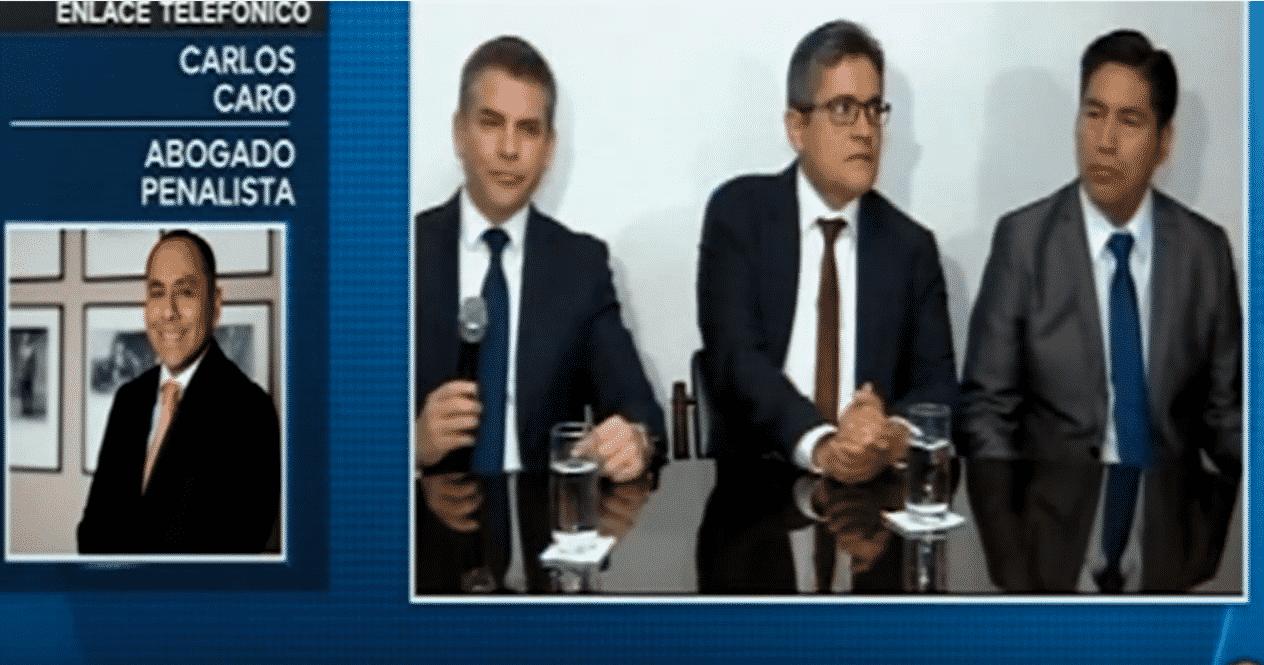 Entrevista ACarlos Caro Coriaen Central De Informaciones DeRPP Noticias (03.01.19)