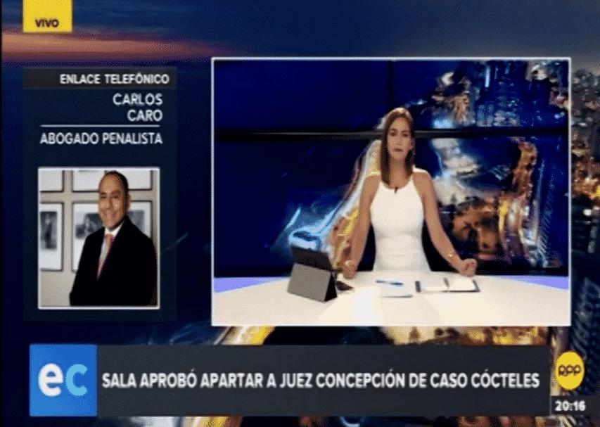 Entrevista ACarlos Caro Coriaen 'Edición Central' DeRPP Noticias(15.01.19)