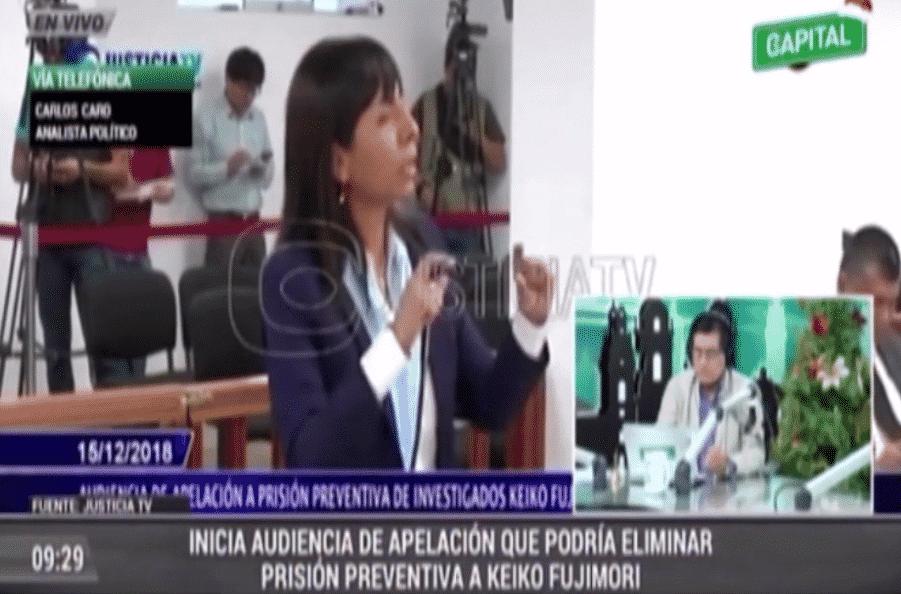 Entrevista ACarlos Caro Coriaen 'La Ley Es La Ley' DeCapital Opinión(15.12.18)