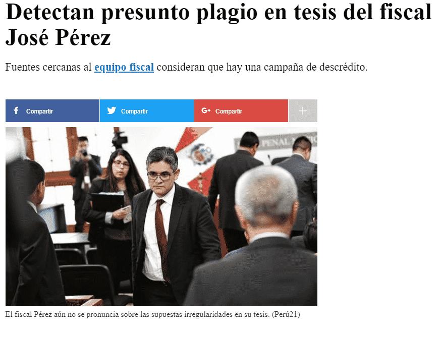 Carlos Caro Coriacomenta EnPerú21.pe(23.12.18)