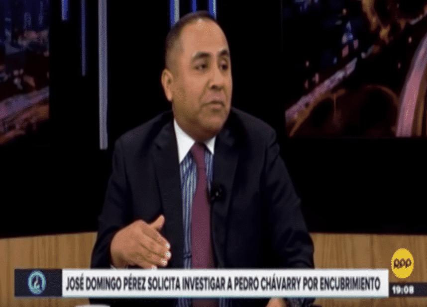 Entrevista ACarlos Caro Coriaen Quien Tiene La Razón DeRPP Noticias(26.12.18)