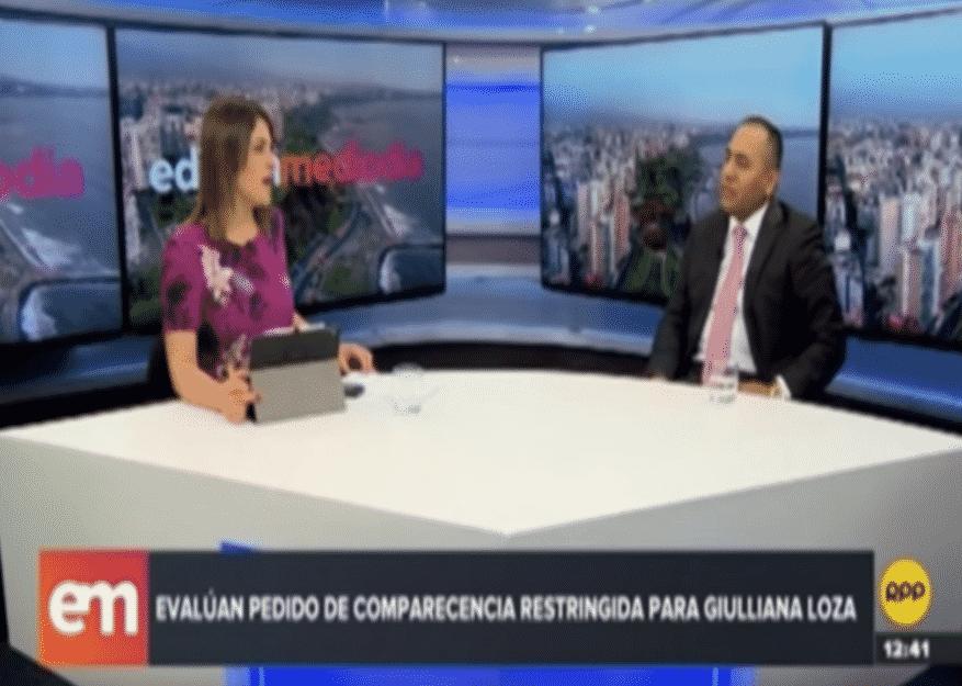 Entrevista ACarlos Caro Coriaen 'Edición Mediodía' DeRPP Noticias(28.12.18)