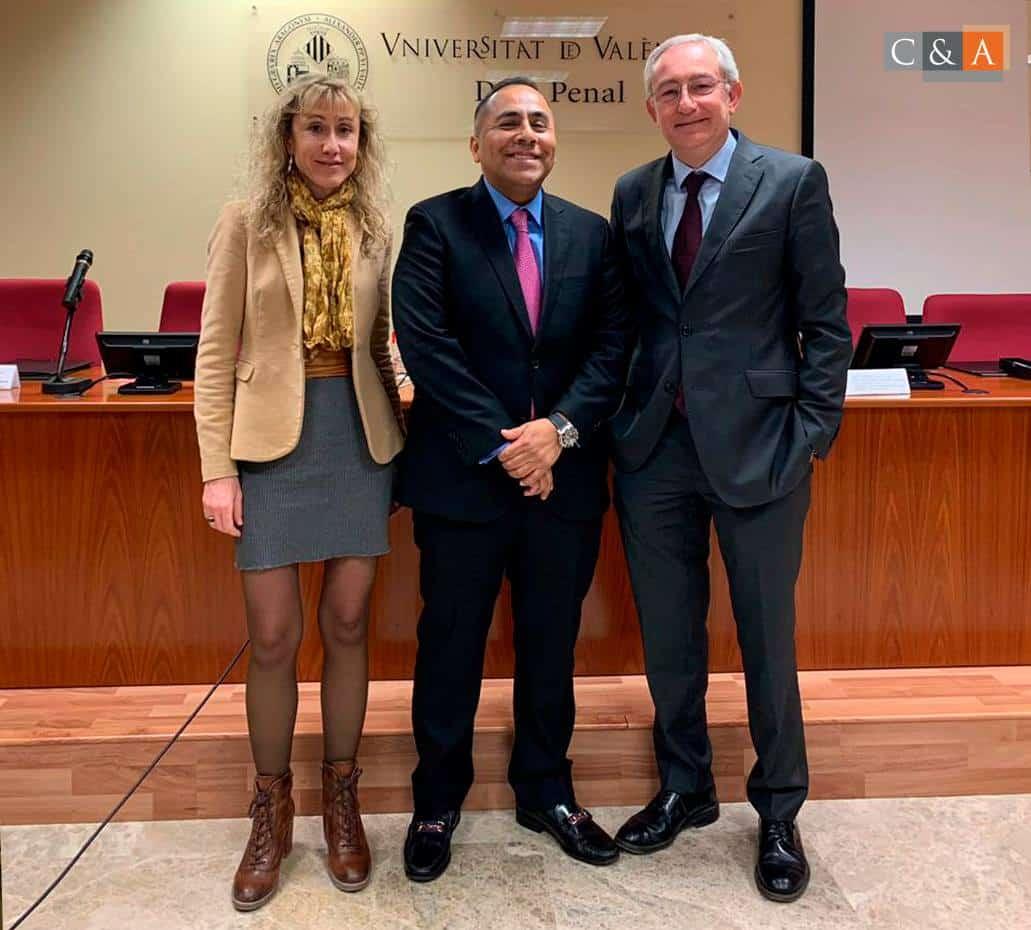 Segunda Conferencia Del Máster En Garantías Penales Y Delitos Socioeconómicos