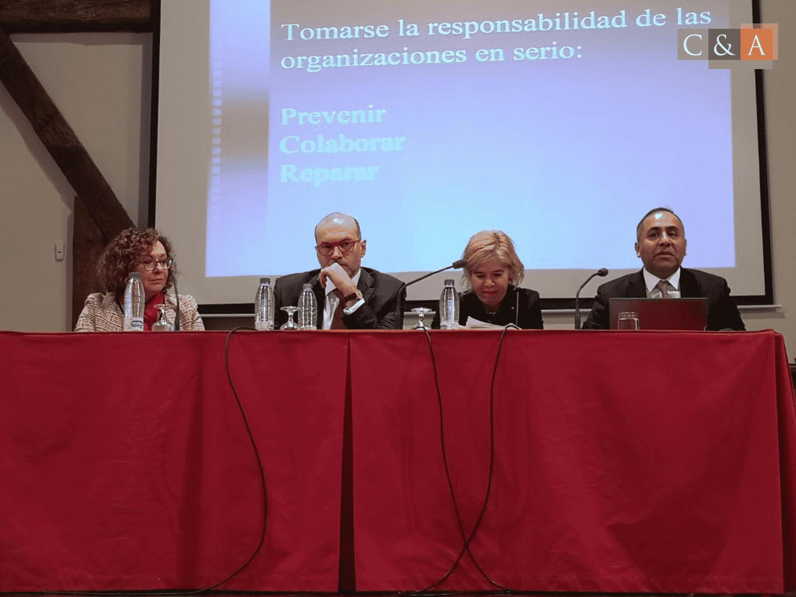 """""""La Responsabilidad Penal De Las Personas Jurídicas: Aspectos Sustantivos, Procesales Y Jurisprudenciales"""""""