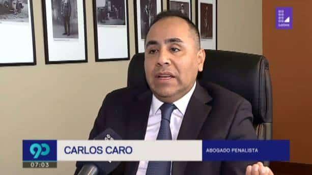 Entrevista A Nuestro CEO,Carlos Caro Coria, En 90 Central DeLatina Noticias