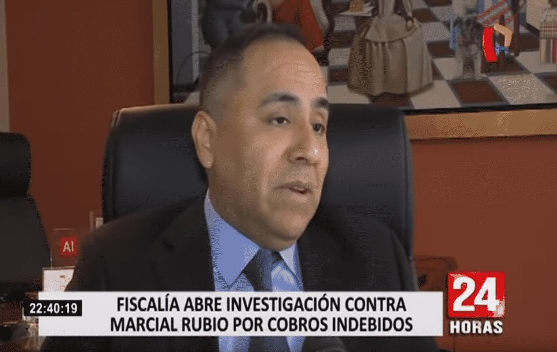 Nuestro CEO,Carlos Caro Coria, Es Entrevistado Por Panamericana Televisión, Sobre La Investigación Preliminar A La Pontificia Universidad Católica Del Perú (PUCP),