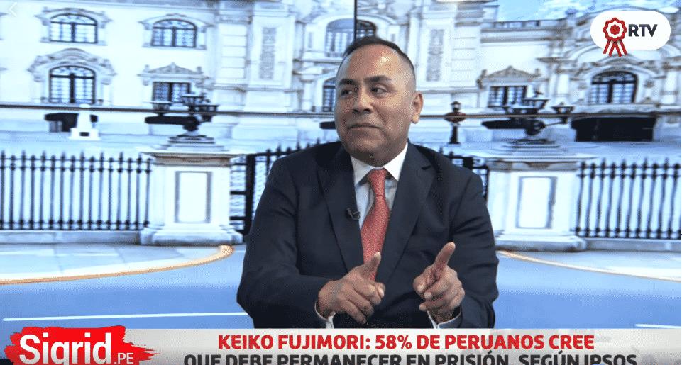 El Recurso De Casación Que Busca Revocar La Defensa De Keiko Fujimori.