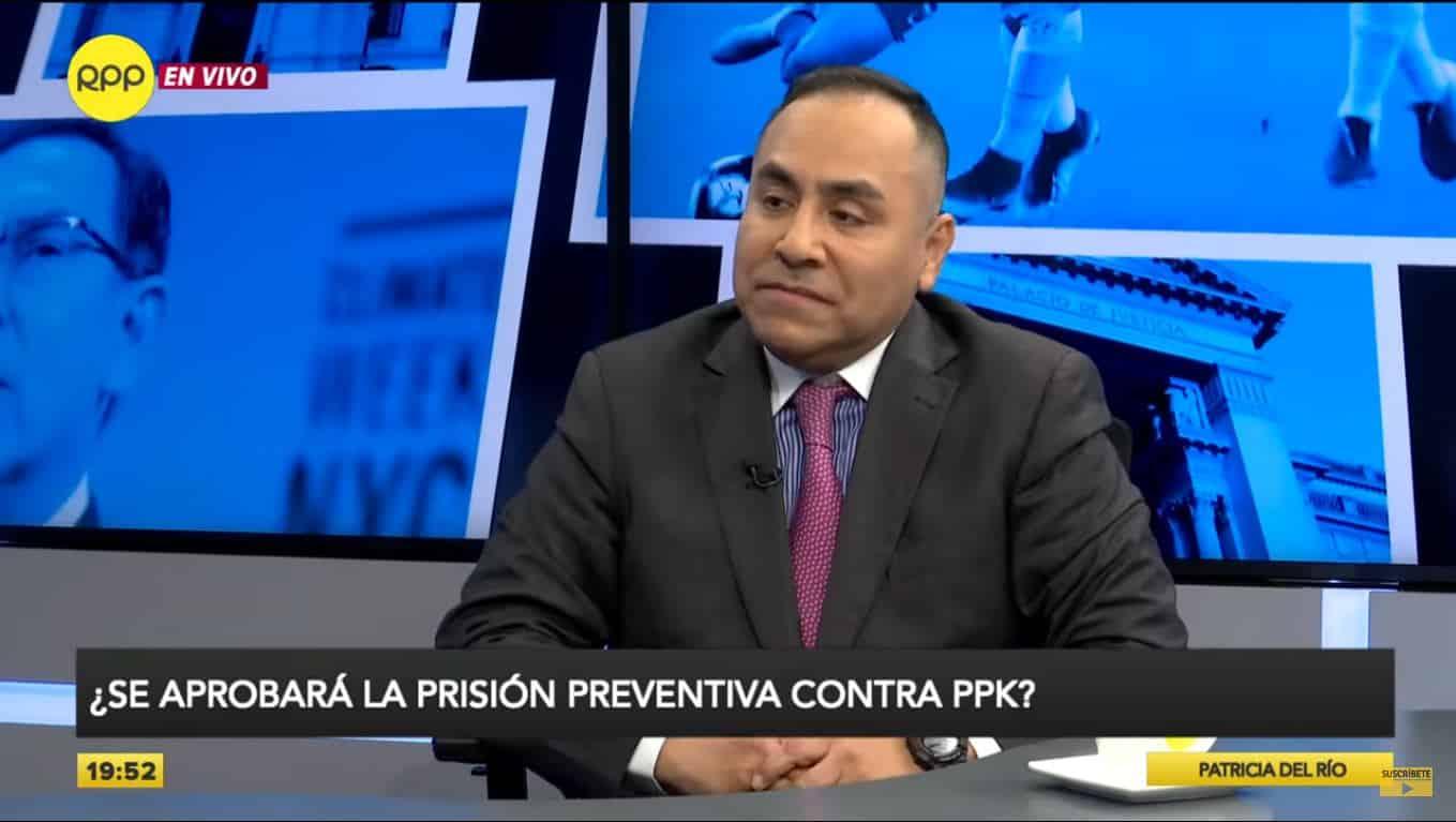La Solicitud De La Fiscalía, De Variar El Arresto Domiciliario, Por Prisión Preventiva, Contra El Ex Presidente, Pedro Pablo Kuczynski.