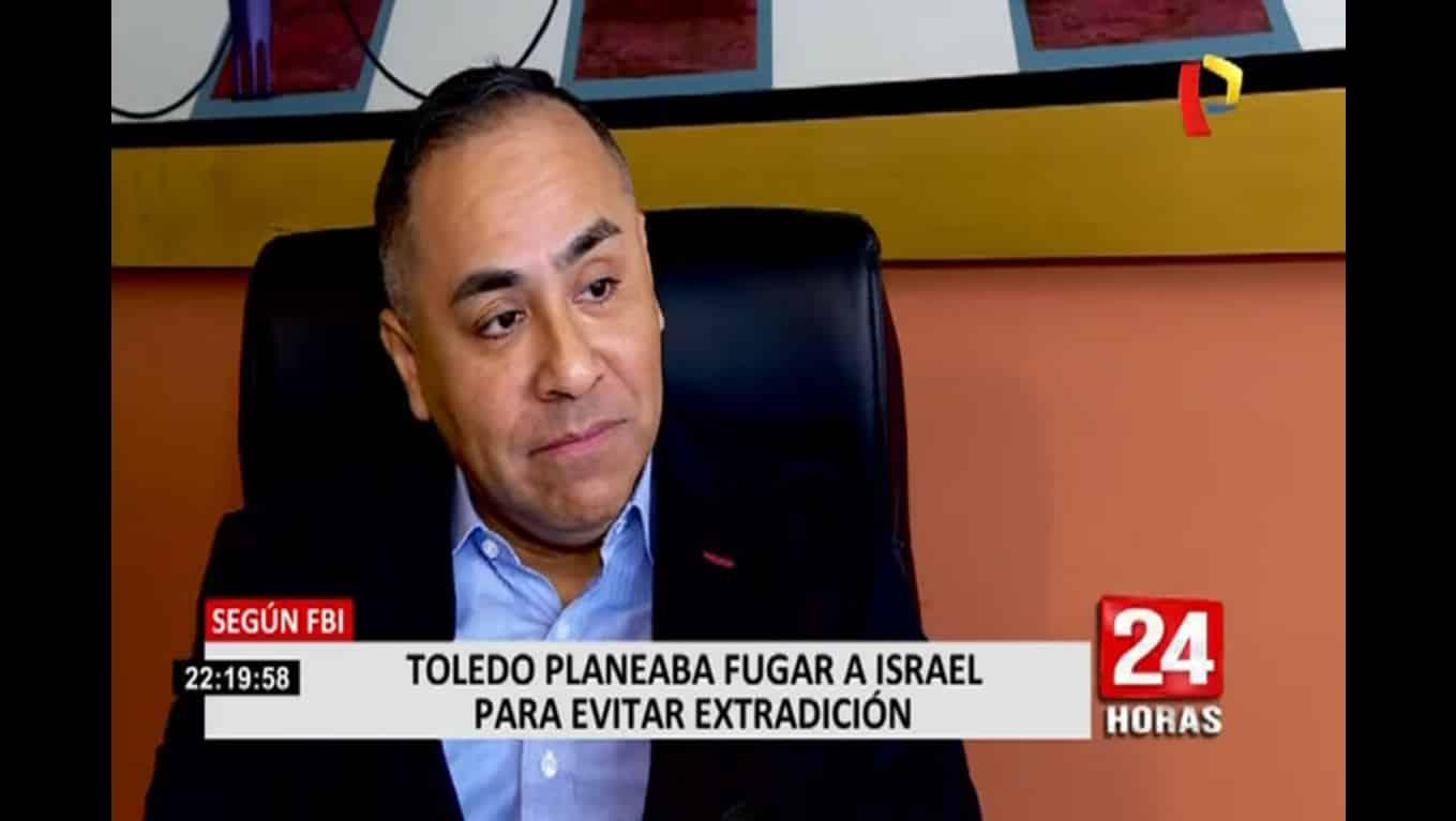 El Proceso De Extradición Del Ex Presidente Alejandro Toledo, Y La Posibilidad Que Siga Detenido O Pueda Seguir Dicho Proceso, En Libertad Bajo Fianza.
