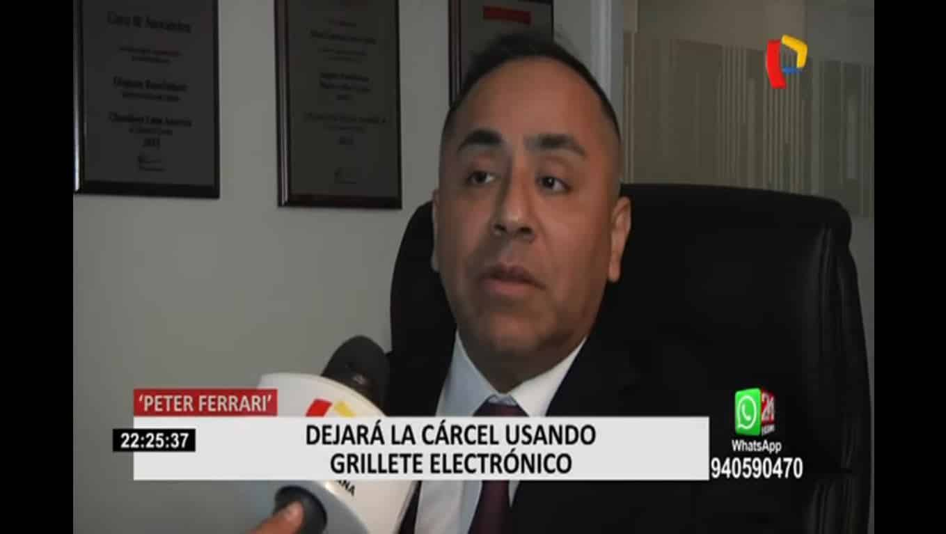 La Situación Legal De Peter Ferrari, Investigado Por Lavado De Activos Proveniente De La Minería Ilegal
