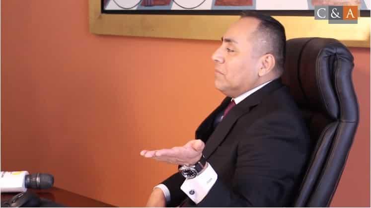 para Panamericana Televisión: la responsabilidad penal que recaería contra los choferes del app de taxi