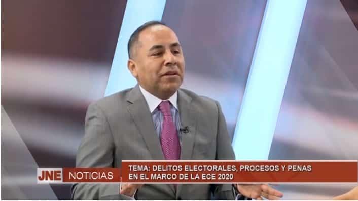 Los Delitos Electorales, Procesos Y Penas En El Marco De Las Elecciones Congresales 2020