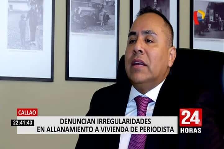 Las Posibles Irregularidades Del Allanamiento Policial A La Vivienda De La Jefa De La Sección Política Del Diario Expreso