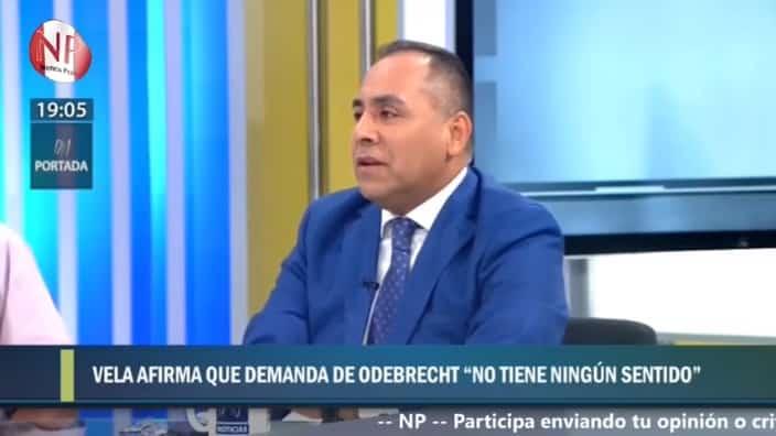 La Presentación De La Demanda De Odebrecht Contra El Estado Peruano Ante El Ciadi