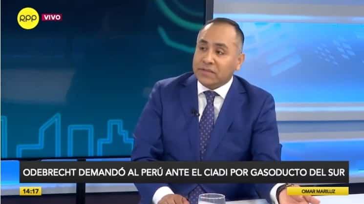 La Demanda Planteada Por Odebrecht Contra El Estado Peruano Ante El Ciadi