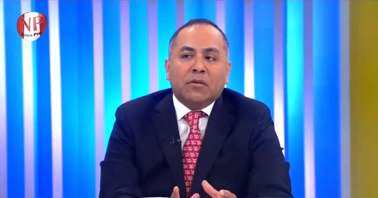 el requerimiento de acusación penal contra la ministra de Producción, Rocío Barrios, por el delito contra la administración pública en la modalidad de peculado doloso