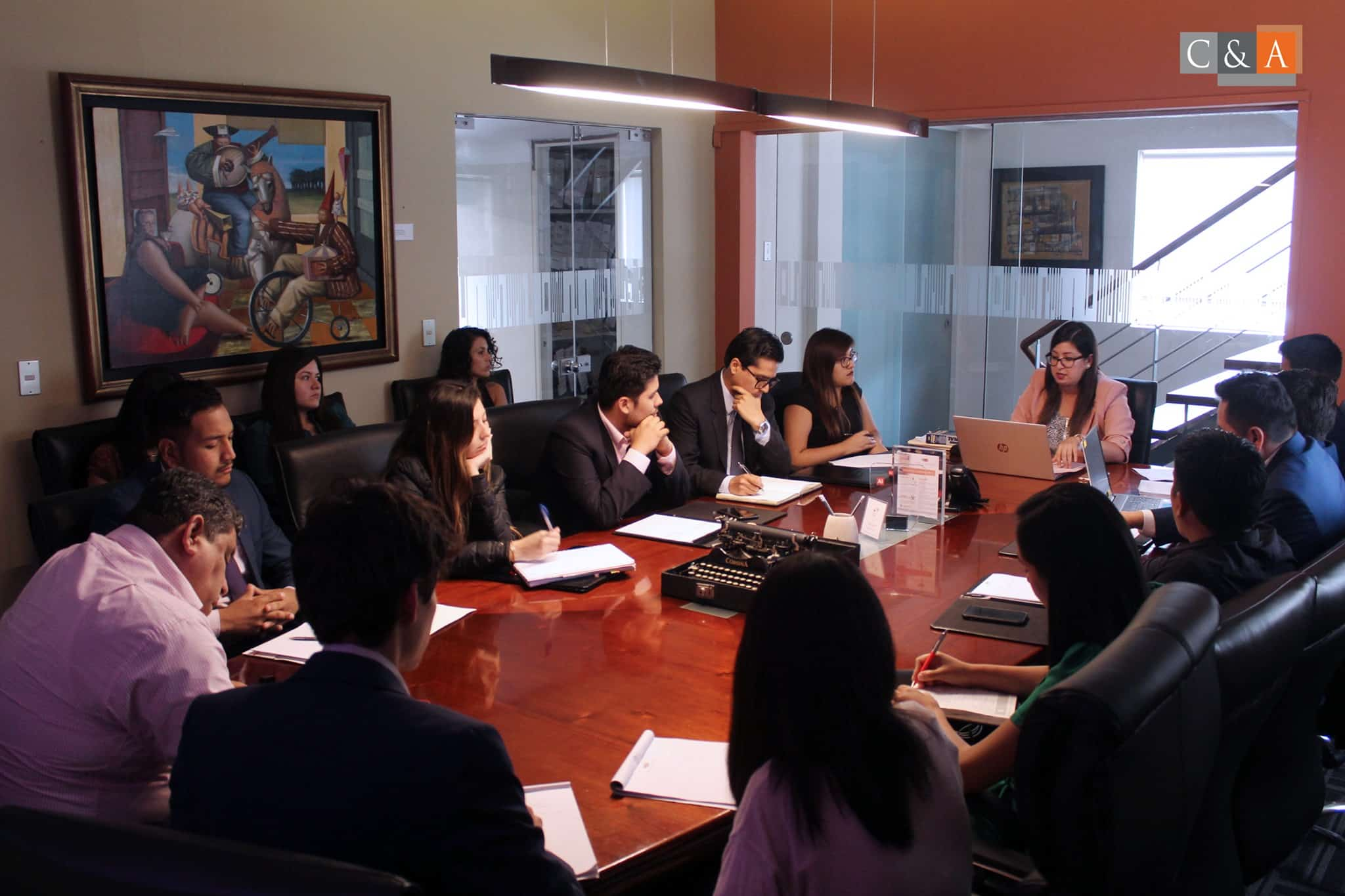 """Summer Legal School – Sesión IV: """"Incorporación De La Persona Jurídica Al Proceso Penal"""""""